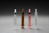Serum container (syringe type)